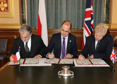 2016 Signing of Chile BIM MoU
