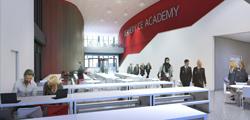 Deanery School - Image courtesy of BAM