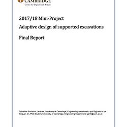Read more at: Publication: Final Report - Adaptive Design of Supported Excavations