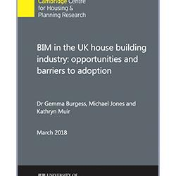 Read more at: Publication: Final Report - The Uptake of Digital Tools, Standards and Processes in Innovation in the UK House Building Industry: opportunities and barriers to adoption