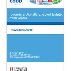 Read more at: Publication: Case Study: Toward a Digitally Enabled Estate: Project Capella
