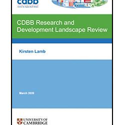 Read more at: Research and Development Landscape Review