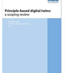 Read more at: Principle-based digital twins: a scoping review