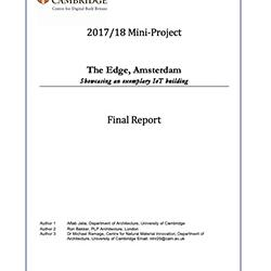 Read more at: Publication: Final Report - The Edge: Showcasing an exemplary IoT building