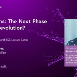 Read more at: Digital Twins: The Next Phase of the AI Revolution? The Turing Talk: Part of the IET EngTalk Series and BCS Lecture Series