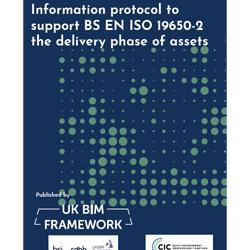 Read more at: Press Release: Information Protocol to support BS EN ISO 19650-2 published today by the UK BIM Framework