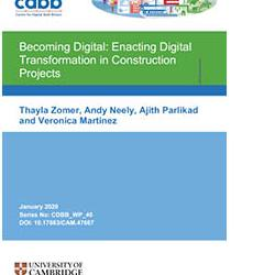 Read more at: Becoming Digital: Enacting Digital Transformation in Construction Projects