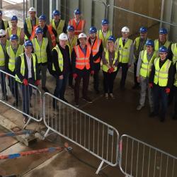 Blog: International - Estonian Delegation Visits Cambridge