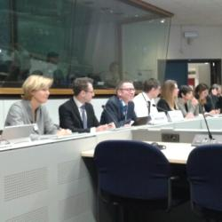 Minister celebrates the work of the EU BIM Task Group at their General Assembly