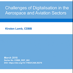 Report: Challenges of Digitalisation in the Aerospace and Aviation Sectors