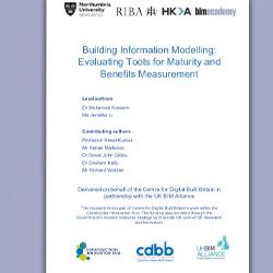 Read more at: BIM Report on Evaluating Tools for Maturity and Benefits Measurement