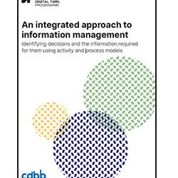Read more at: Publication: An integrated approach to information management: Identifying decisions and the information required for them using activity and process models