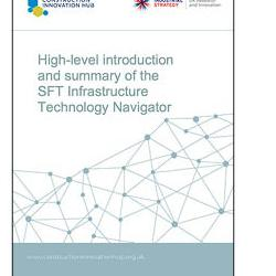 Read more at: High-level introduction and summary of the SFT Infrastructure Technology Navigator