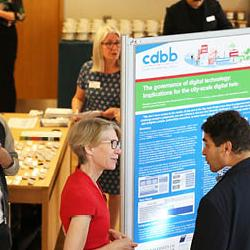 Read more at: CDBB Week 2019: Summer Research Showcase Summary