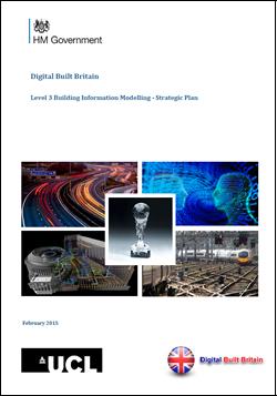 2015 Digital Built Britain Level 3 Strategic Plan