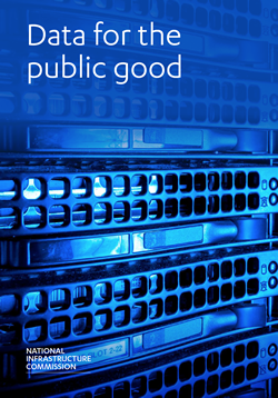 CDBB responds to National Infrastructure Commission report - 'Data for Public Good'