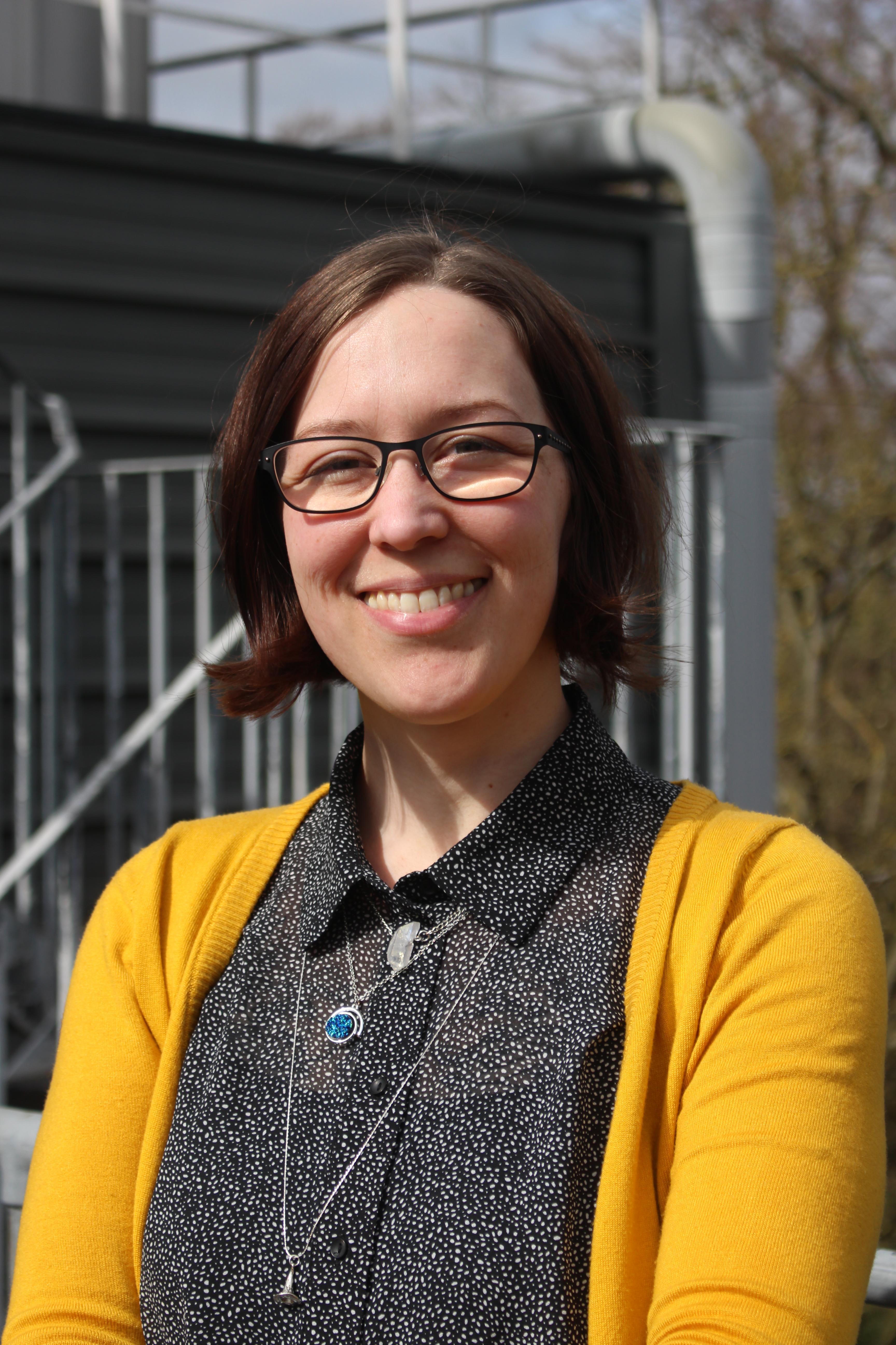 Blog - Introducing Kirsten Lamb - Information Specialist