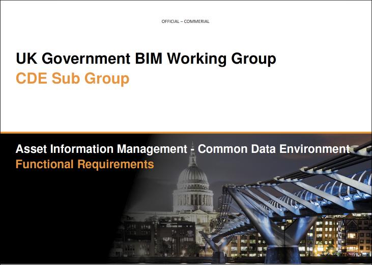 Asset Information Management - Common Data Environment