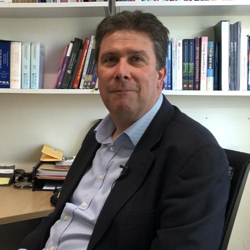 Blog - Dr Mark Bew - Strategic Advisor