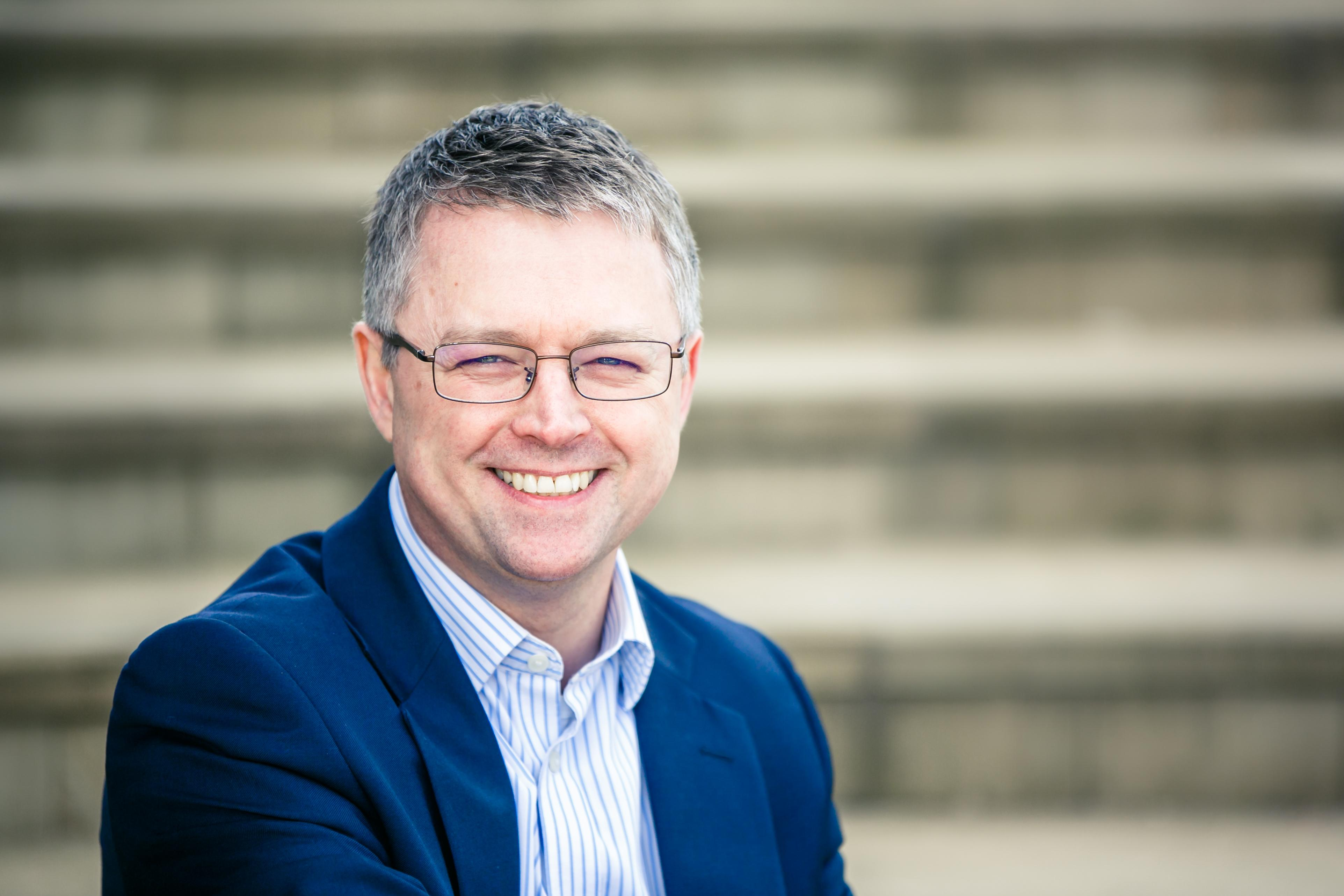 International Stream Blog: Introducing Richard Lane