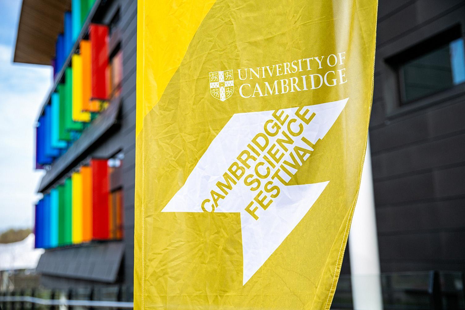 CDBB opens its doors at Cambridge Science Festival 2019!