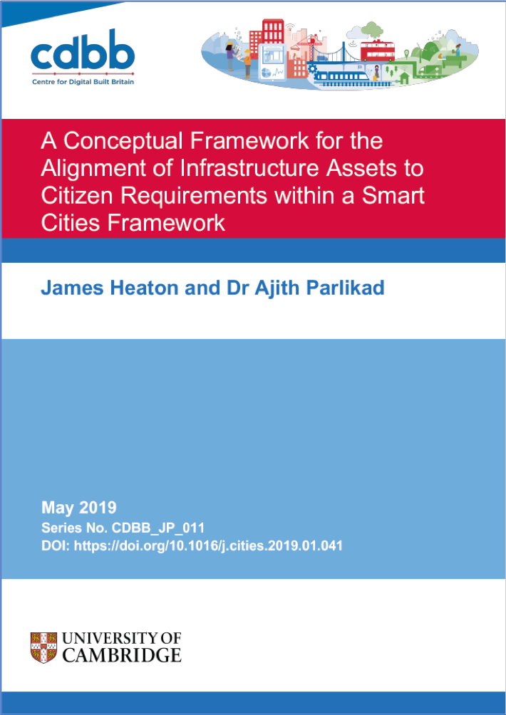 Monthly Paper: Citizen Requirements within a Smart Cities framework