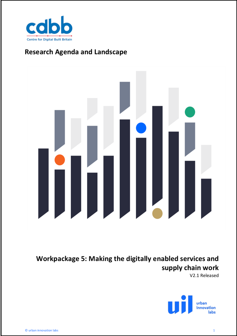 Making the Digitally Enabled Services and Supply Chain Work