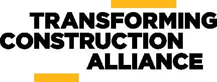 CDBB, MTC & BRE form the Transforming Construction Alliance